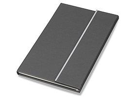 Блокнот Magnetic, серый. Lettertone (Р)