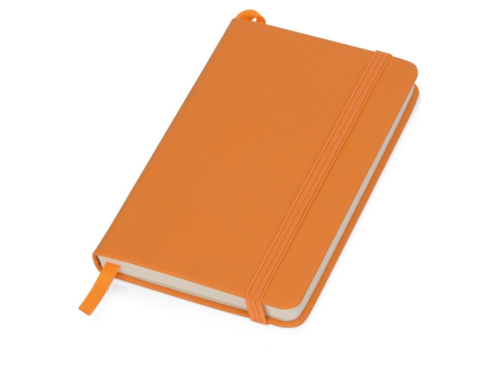 Блокнот А6 Vision, Lettertone, оранжевый
