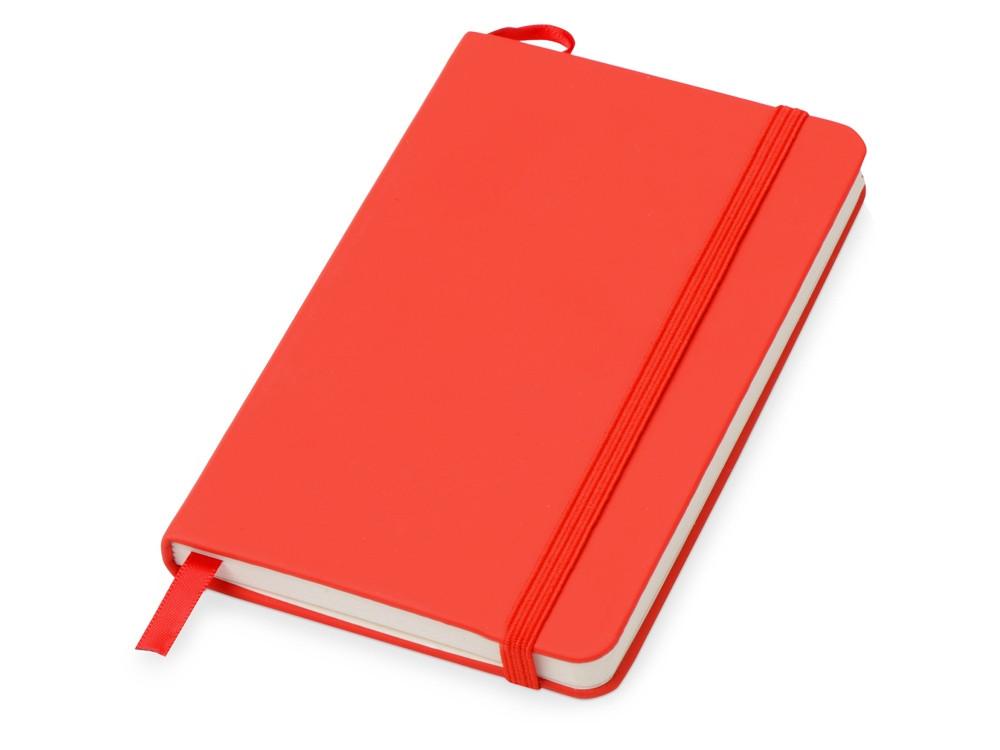 Блокнот А6 Vision, Lettertone, красный