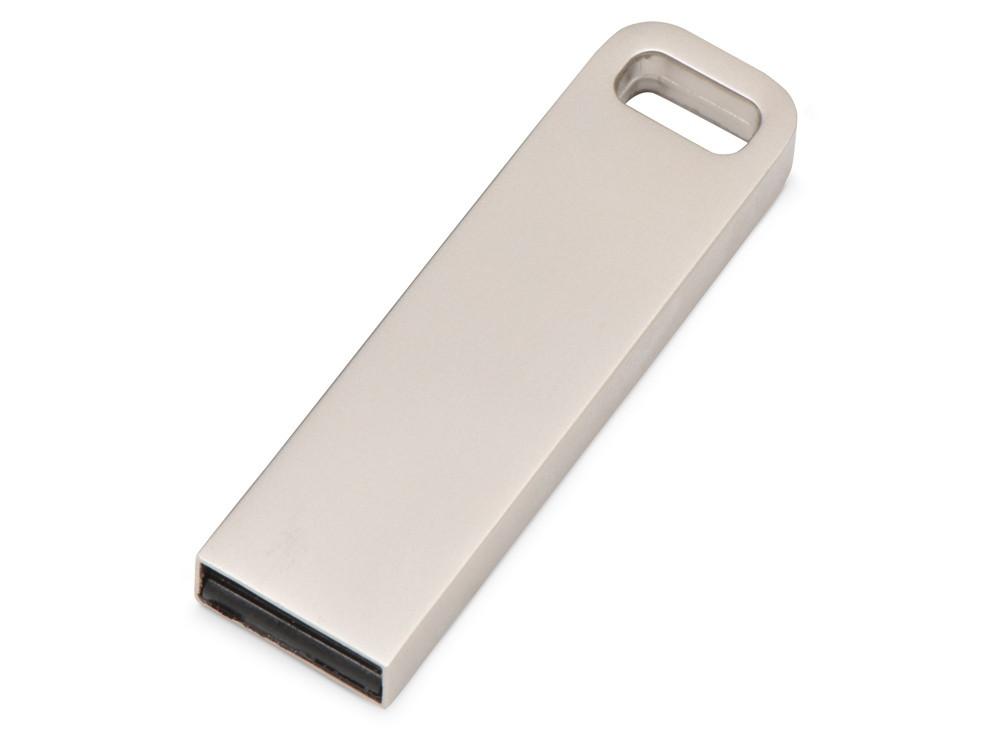 Флеш-карта USB 2.0 16 Gb Fero, серебристый