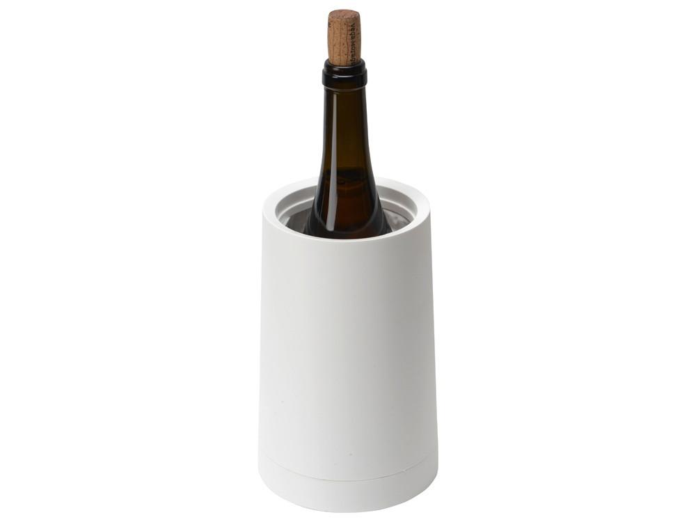 Охладитель Cooler Pot 1.0 для бутылки на липучке, белый