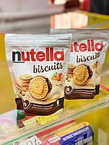 Печенье c шоколадной начинкой Nutella