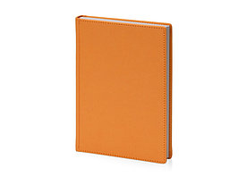 Ежедневник недатированный А5 Velvet, оранжевый