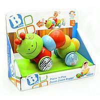Развивающая игрушка для малышей «Гусеничка - путешественница» B Kids, фото 1