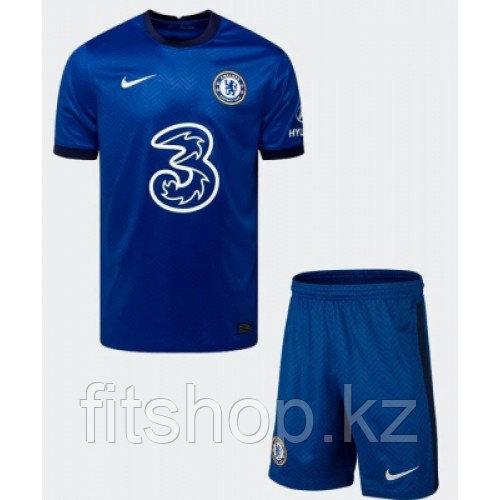 Домашняя  Футбольная форма «Челси» 2021-2022