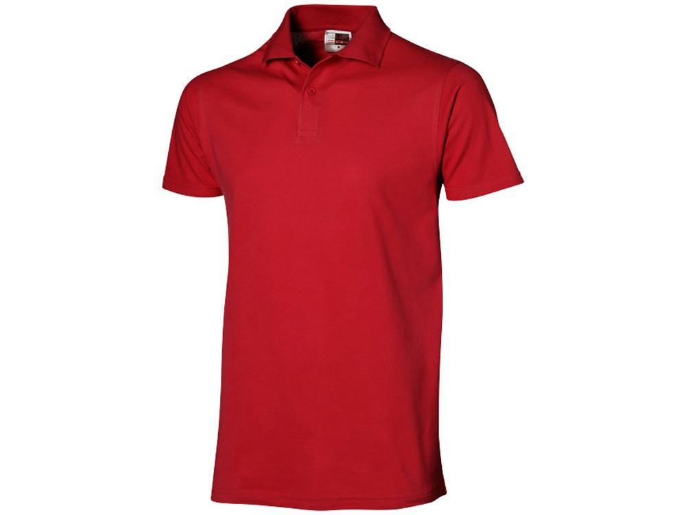 Рубашка поло First N мужская, красный