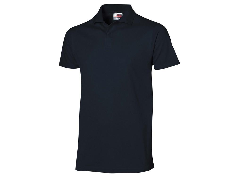 Рубашка поло First N мужская, темно-синий