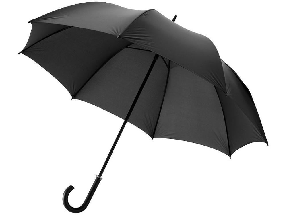 Зонт-трость Риверсайд, механический 27, черный (Р)