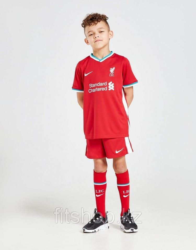 Детская футбольная форма  Ливерпуль (Liverpool) -  M.SALAH 11 (сезон 21/22)