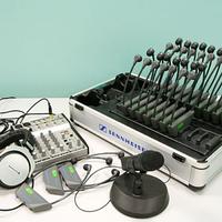 Оборудование для устного перевода