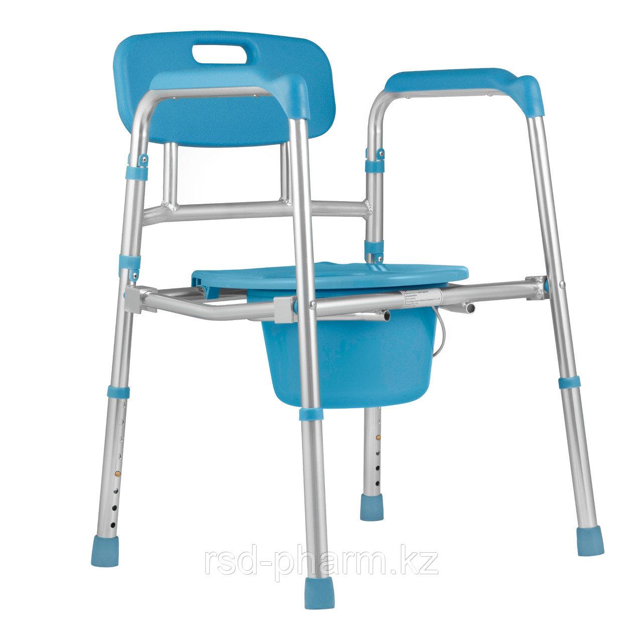 """Кресло-стул инвалидное с санитарным оснащением """"Ortonica"""" TU 5 (складной),"""