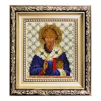 """Набор для вышивания бисером """"Икона святого Спиридона Тримифунтского"""" Б-1223"""