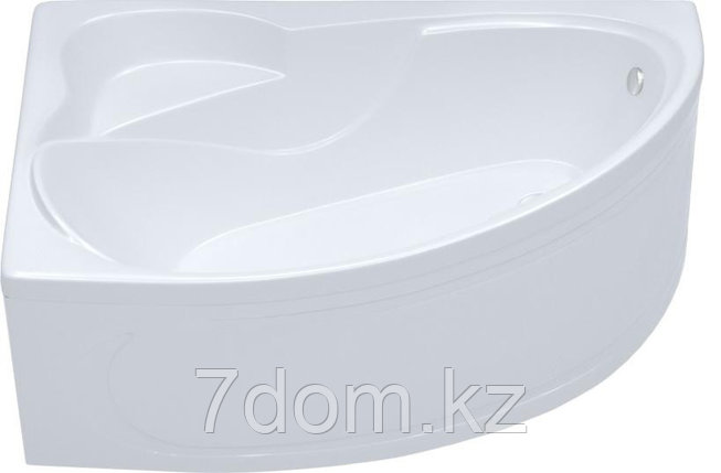 Triton Кайли New Левая 150х101 белый, фото 2