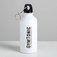 "Бутылка для воды ""Gymtonic"", 400 мл"