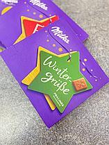 Шоколадные конфеты в коробке Milka в ассортименте 110 гр (10шт-упак)