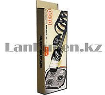 Зарядный USB кабель Lightning длина 1 метр Moxom QC 3.0 черный
