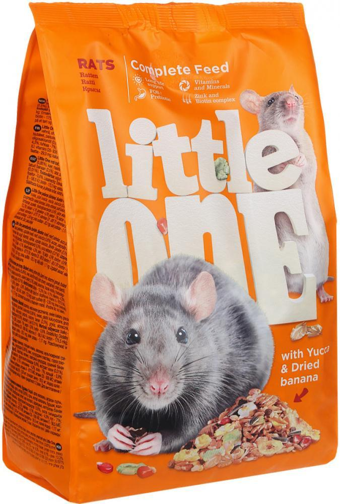 Корм для крыс, Little one - 400 гр