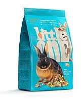 Полнорационный корм для кроликов, Little one - 400 гр