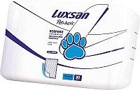 LUXSAN BASIC, пеленки для животных, 60 х 60см. уп. 30 шт.