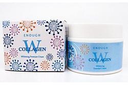 Крем для лица Enough W Collagen Whitening Premium Cream