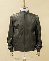 Кожаная куртка (черная), фото 1