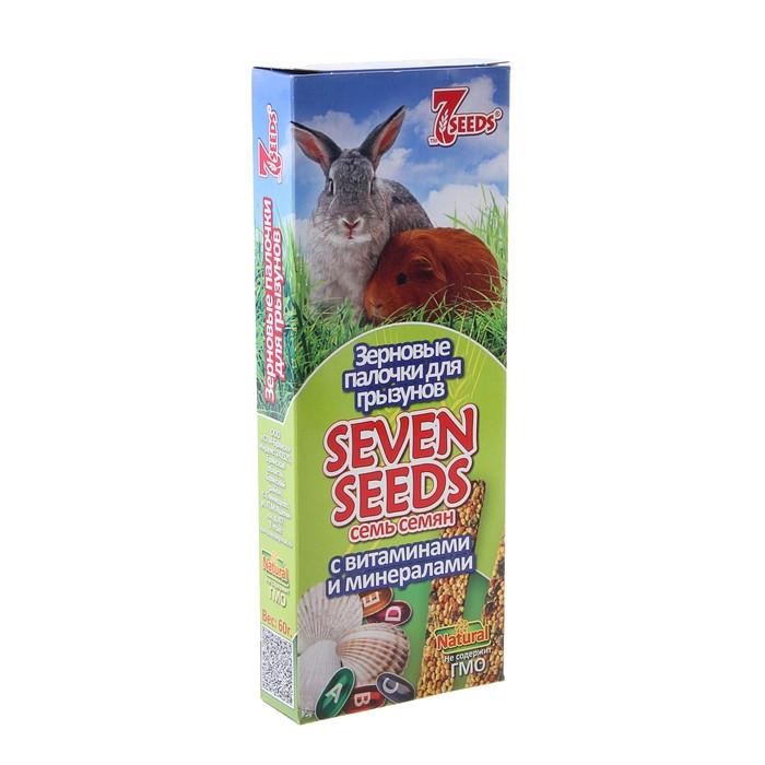 Зерновые палочки для грызунов Seven Seeds