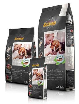 Сухой корм для собак Belcando ягнёнок/рис, 12,5 кг