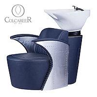 Мойка-кресло парикмахерское Blue Night Colcareer