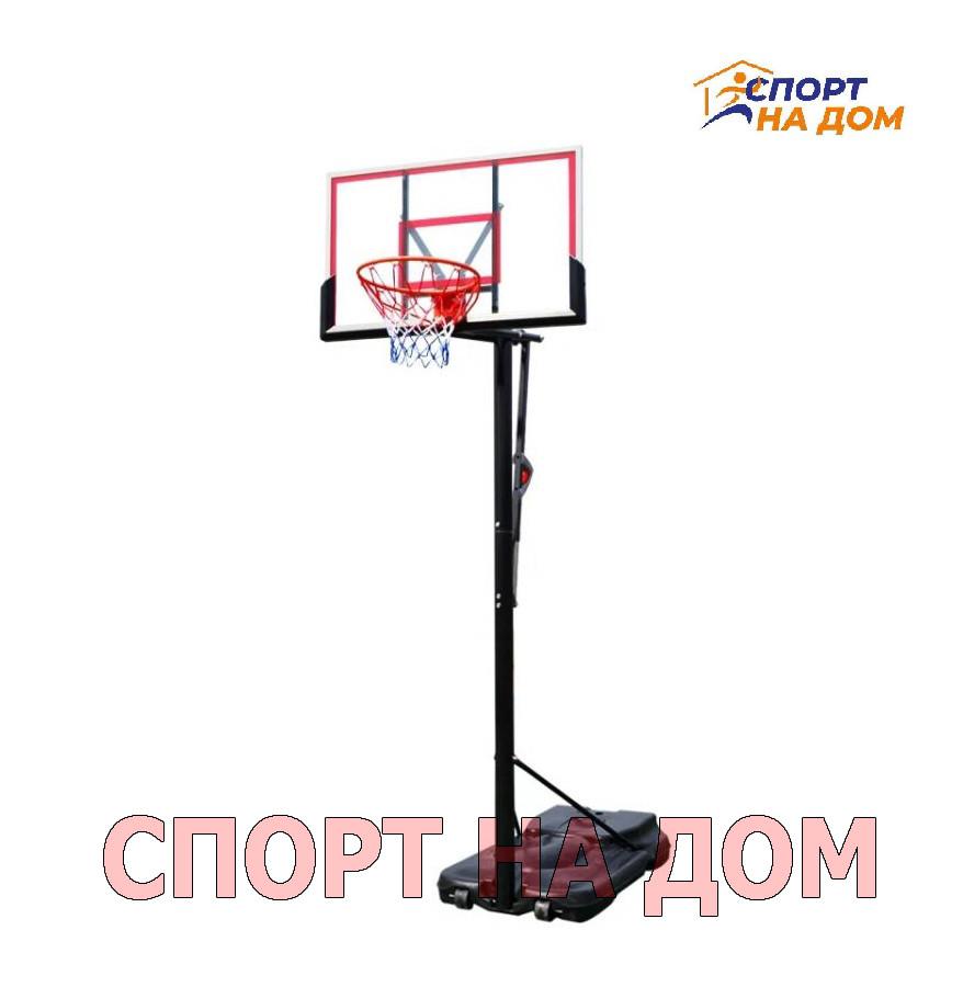 Стойка баскетбольная мобильная (высота 300-370 см)