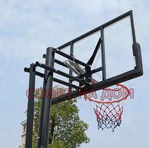 Стойка баскетбольная мобильная (высота 300-370 см), фото 2