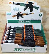 Z123-1 АК47 автомат 8шт, цена за 1шт 30*11см, фото 2