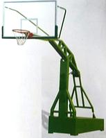 Стойка баскетбольная профессиональная передвижная складная