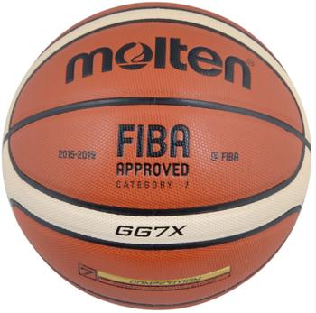 Мяч баскетбольный Molten GG7X, оригинал