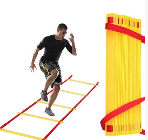 Координационная лестница для футбольной тренировки 10 м