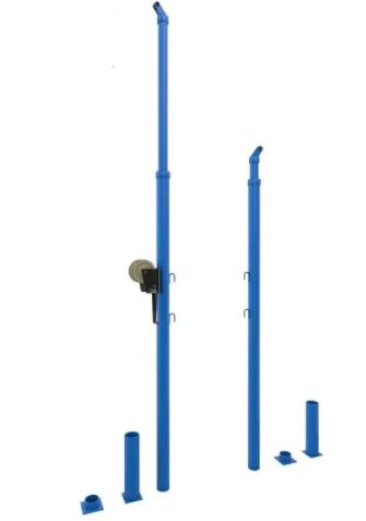 Стойки волейбольные телескопические