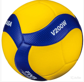 Мяч волейбольный Mikasa V200W, 5 размер