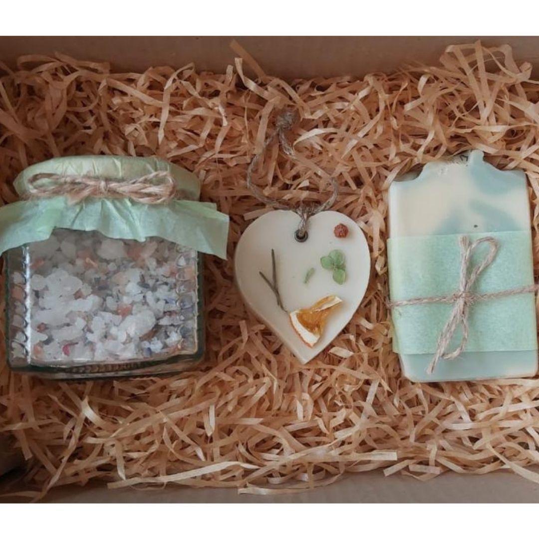 Mini spa набор. Подарок на 8 марта