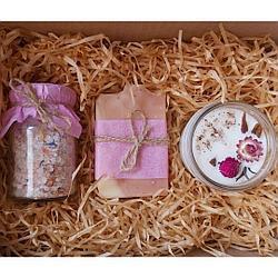 Mini spa набор 2. Подарок на 8 марта