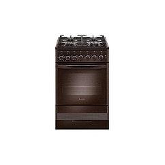 Gefest 5502-02 0045 газоэлектрическая плита бытовая коричневая