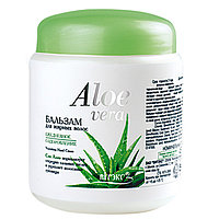 Бальзам ВИТЕКС для жирных волос AloeVera 450 мл №11046