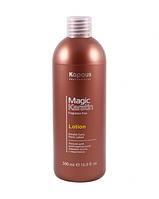 """Лосьон для долговременной завивки волос """"Magic Keratin"""" KAPOUS 500 мл №24187"""