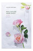 Маска для лица с розой 23 г №21678