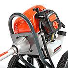 Газонокосилка бензиновая PATRIOT PT 520 (2 такт) 52сс, 3л.с., 42см, 300 мм, фото 8