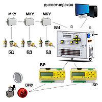 Стационарные многоканальные газоанализаторы с цифровой индикацией Хоббит-Т