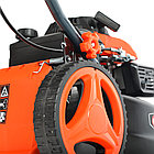 Газонокосилка бензиновая PATRIOT PT 400, 130сс, 3,5л.с., 41см, 45л. трав., метал. дека, фото 6