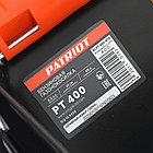 Газонокосилка бензиновая PATRIOT PT 400, 130сс, 3,5л.с., 41см, 45л. трав., метал. дека, фото 10