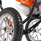Газонокосилка бензиновая PATRIOT PT 525 (2 такт) 52сс, 3л.с., 42см, 300 мм, пневмо колеса, фото 10