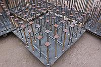Закладные пластины. Гибка металла. Болты ГОСТ 24379.1-80.
