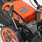 Газонокосилка бензиновая PATRIOT PT 46S, 170сс, 4,5л.с., 46см, 55л. трав., метал. дека, на колесах, фото 7
