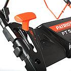Газонокосилка бензиновая PATRIOT PT 52LS, 200сс, 6,5л.с., 51см, 60л. трав., метал. дека, привод на колесах, фото 4